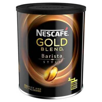 Nescafe Gold Blend Barista Style Coffee (Imported), 180g
