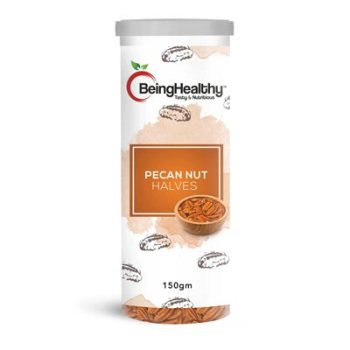 Being Healthy Pecan Nut Halves 150g