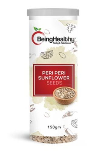 Being Healthy PeriPeri Sunflower 175g
