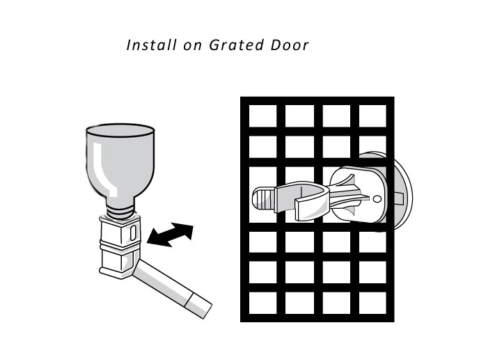 Water Funnel for Dog Airline Crate
