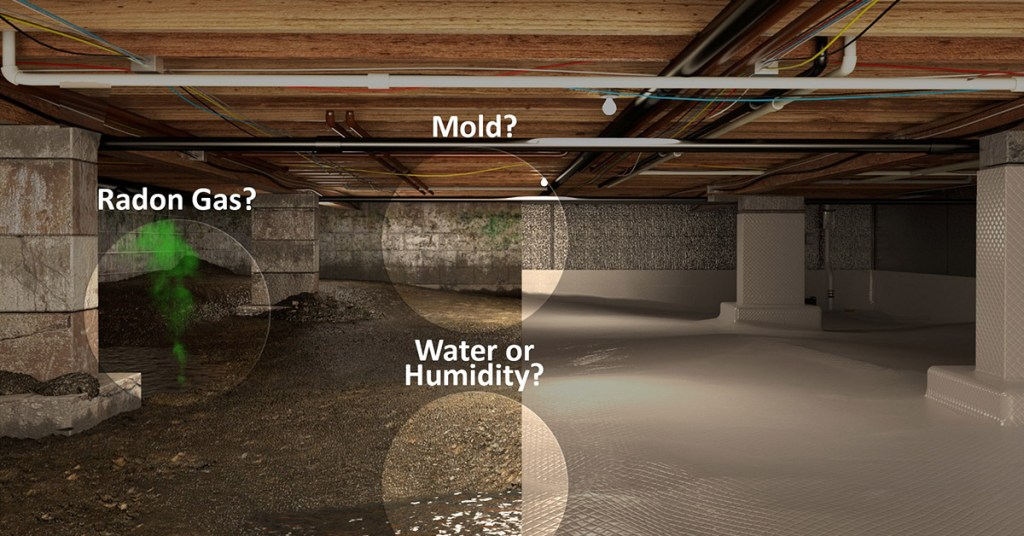 crawl space must-knows