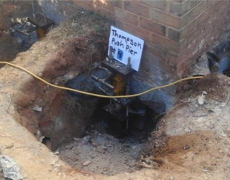 Foundation Repair in Waxhaw, NC