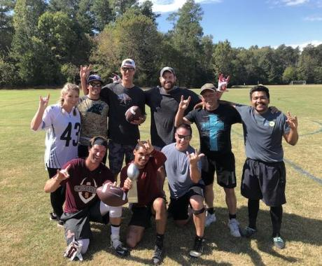 Dry Pro Flag Football Tournament 2019