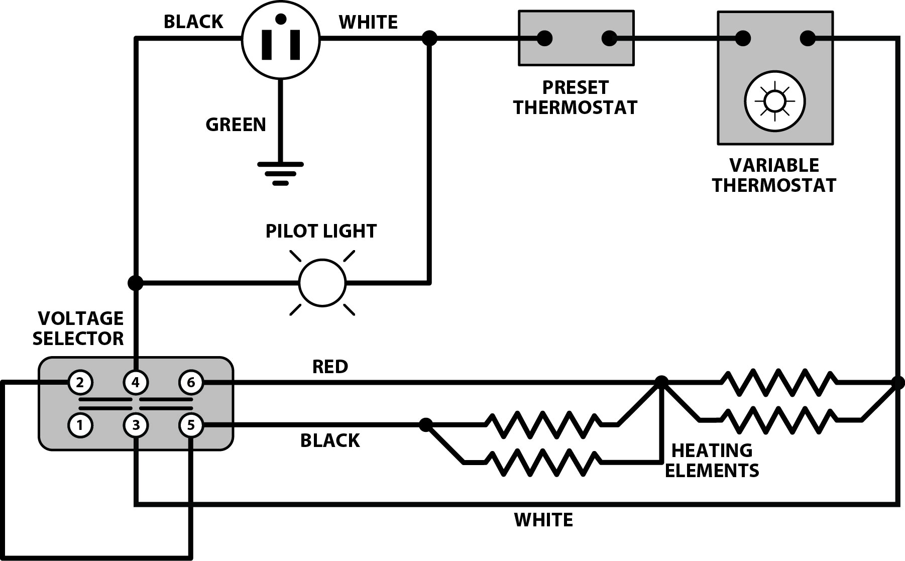 Oven Heating Element Wiring Diagram : 35 Wiring Diagram