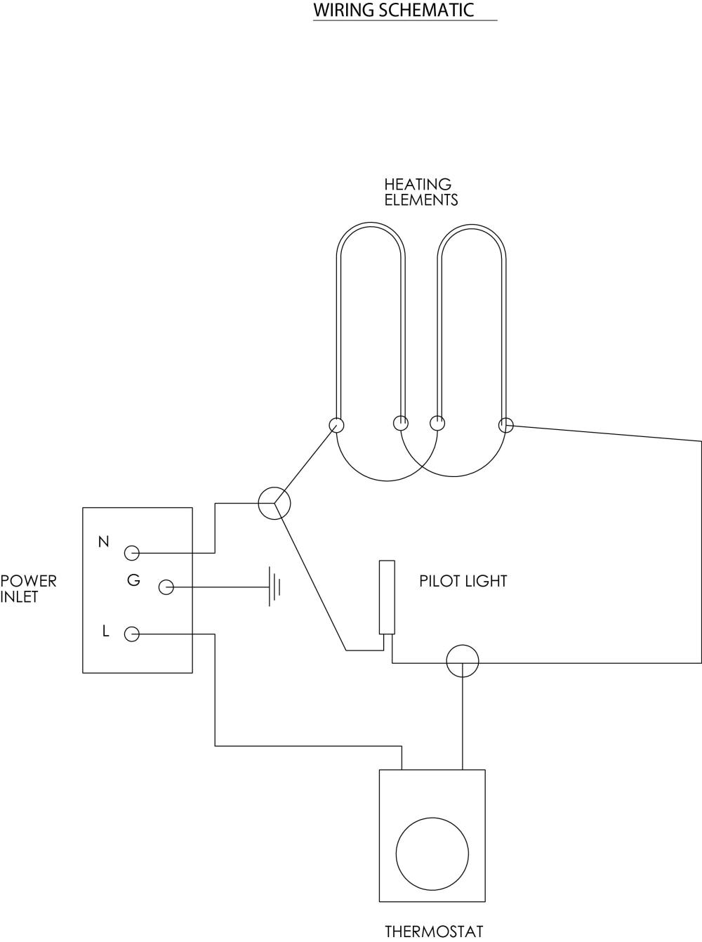 medium resolution of type 4 wiring diagram 120v