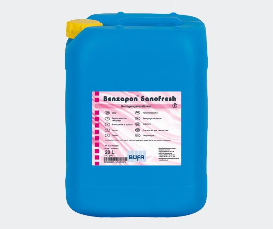 BENZAPON SANOFRESH Hidrokarbonlu Sistem için Deterjan ve Kuvvetlendirici