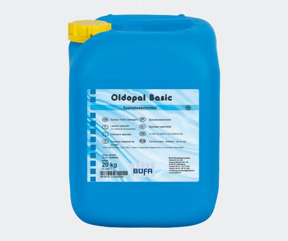 OLDOPAL BASIC Deri ve Tekstillerin Islak Temizleme İşlemi için Yıkama Deterjanı