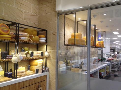 DryTreat  Supermarket Cheese Room