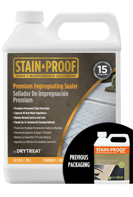 STAIN-PROOF IMPREGNATING SEALER