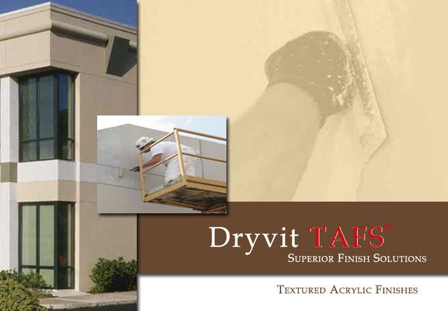Dryvit Systems Inc Dryvit Tafs Ds253