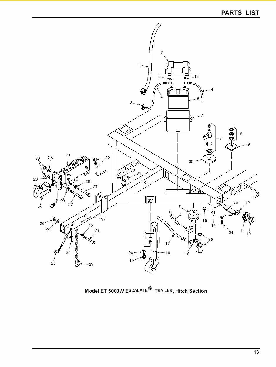 Installation And Operation Instructions For 12 Volt
