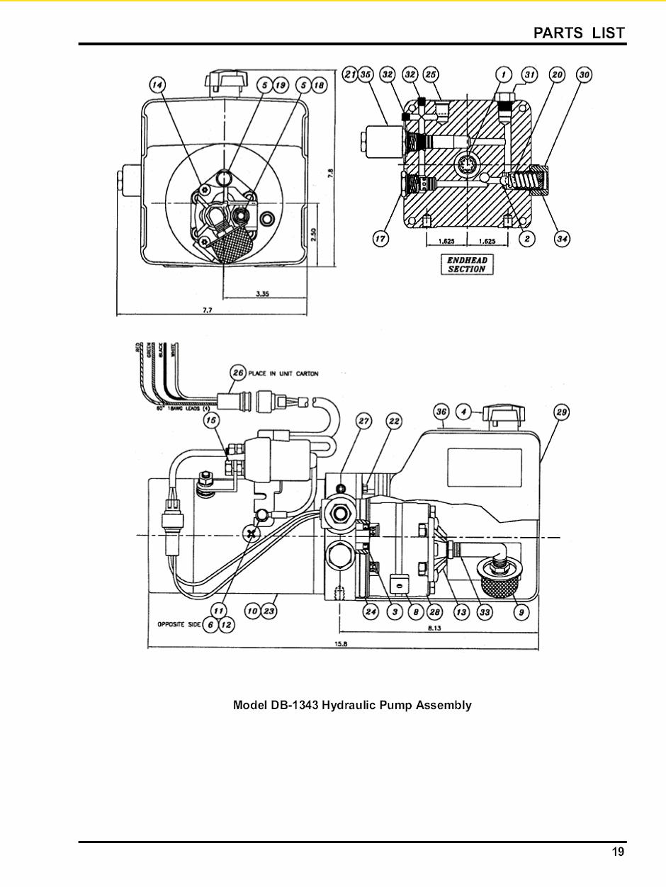 Escalate Equipment Trailer. Model ET5000W. ET 5000, Bil