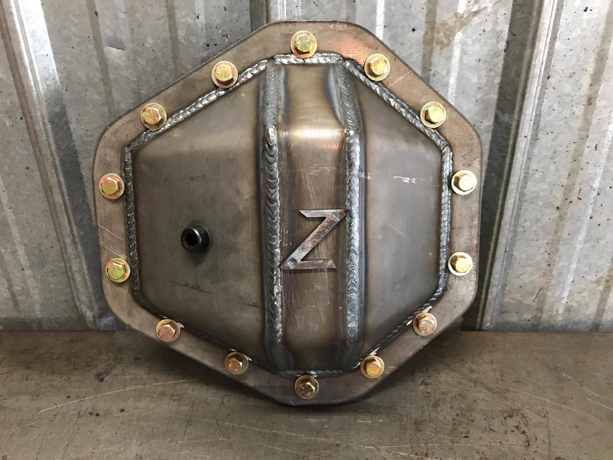Differential Cover - GM 14-Bolt