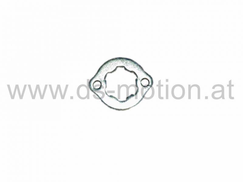 Sicherungsblech 24 mm für Ritzel Derbi Senda 2006-, Motor