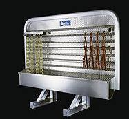 merritt aluminum headache racks cab