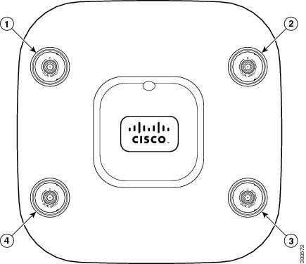 Controller-based Access Point Dual-Band Wireless-N