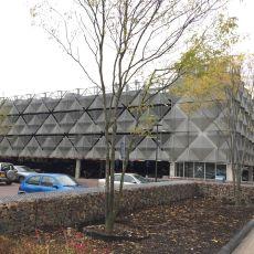 Renovatie P7 Parkeergarage Eindhoven