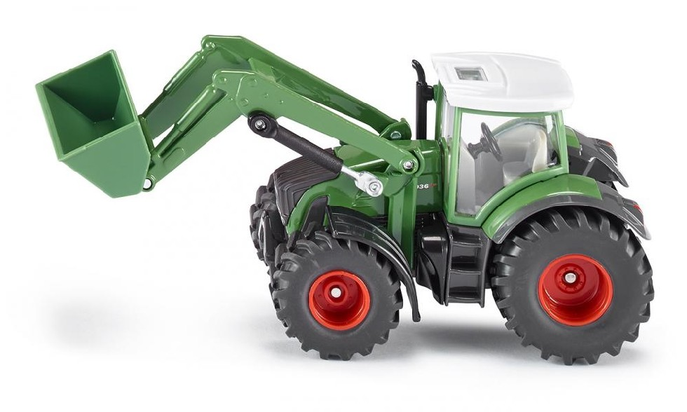 DS Automodelle Modellbauvertrieb Siku Traktor Fendt mit