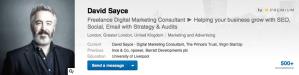 LinkedIn Profile Headline
