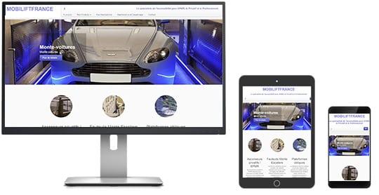 """Le site www.mobilifrance.fr est """"Responsive-Design"""""""