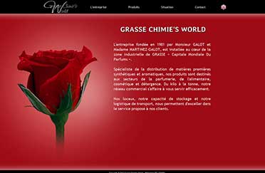 Grasse Chimie's World