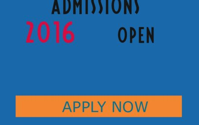 Admission(2016): Masters/ PGD in Economics 2016
