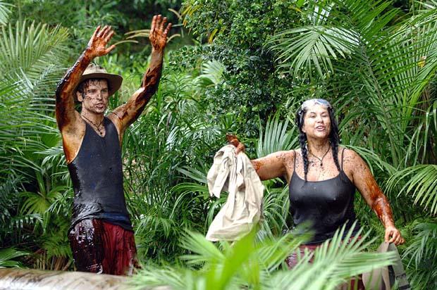 Kandiaten nach der Dschungelprüfung KÄNGURU DES GRAUENS