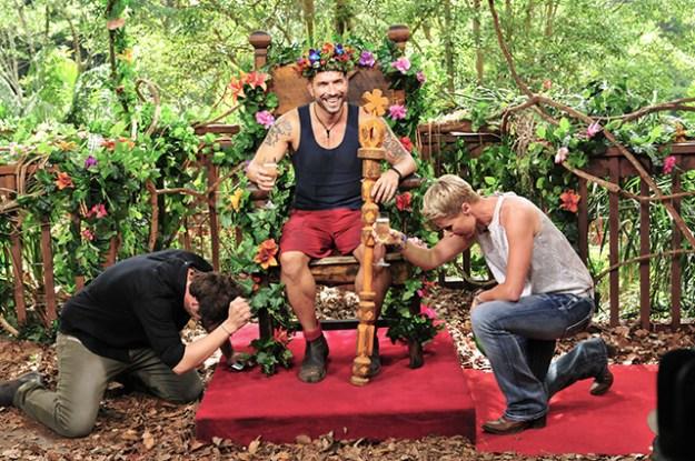 Dschungelcamp 2017-Finale: Marc Terenzi ist Dschungelkönig