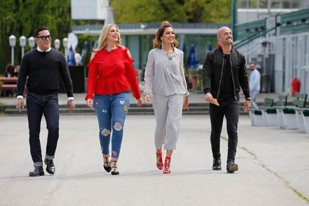 Die Jury von Curvy Supermodel – Echt. Schön. Kurvig.