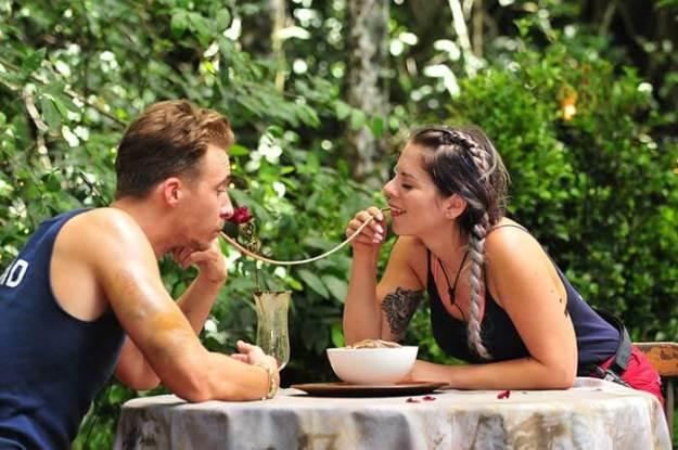 David und der Sandwurm und die Jenny