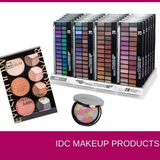 IDC Makeup Products