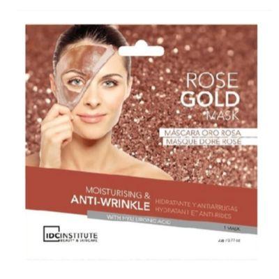 3432 IDC INSTITUTE Rose Gold Mask