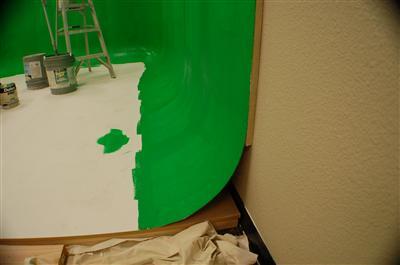 Green screen studio2