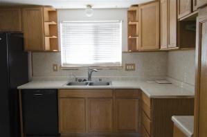vacaville kitchen sink before