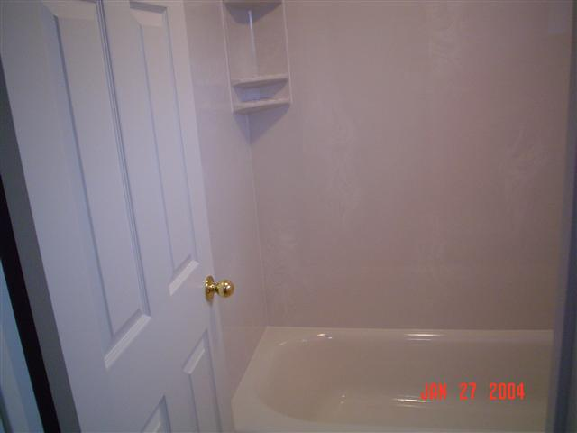 cultured marble tub surround
