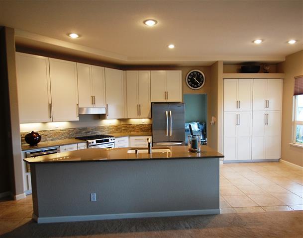 kitchen remodel lights