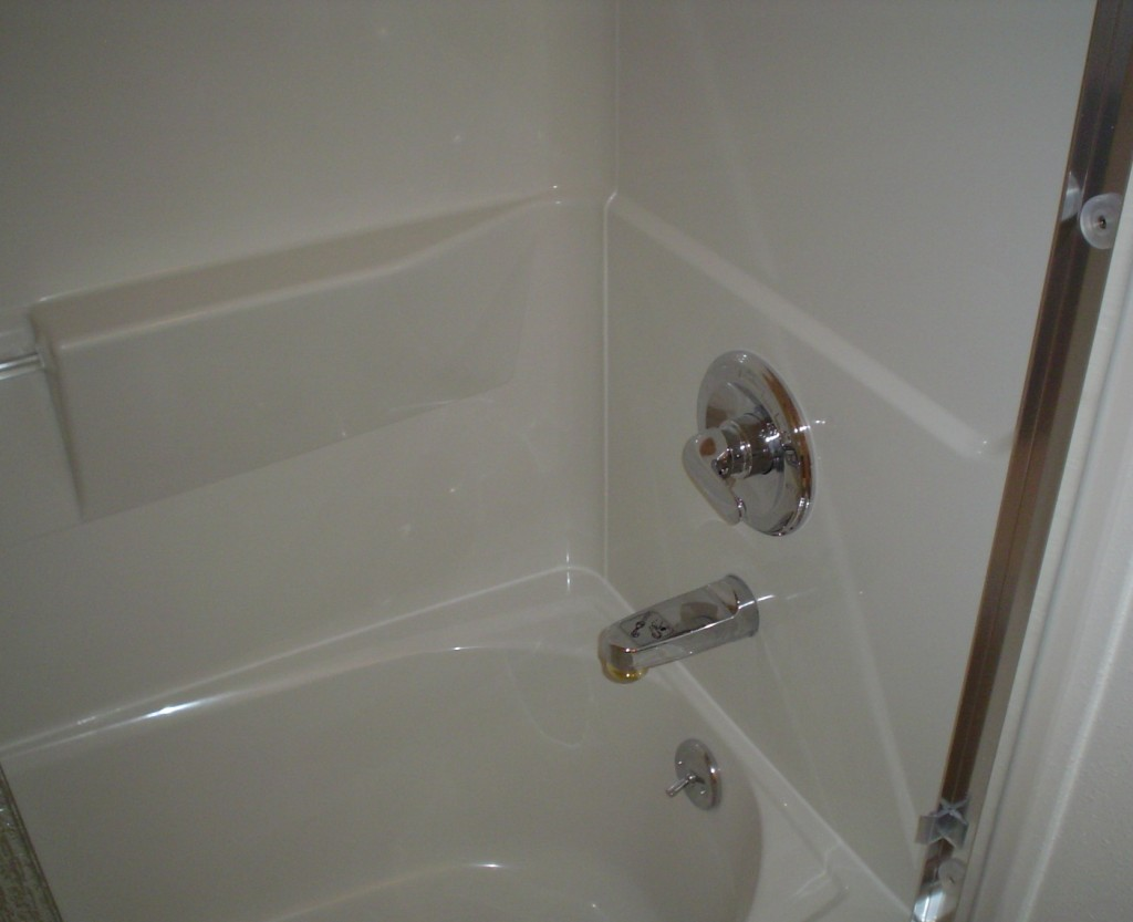 Sterling Vikrell Tub Shower Remodel | Fairfield Ca Bathroom Contractors