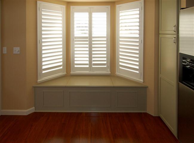 window seat pantry cabinet