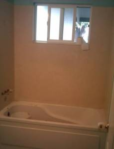 tub to remove for shower conversion