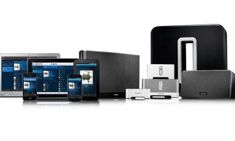 Sonos_Produktefamilie