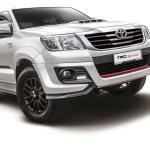 Toyota Hilux Trd Sportivo Variant Arrives