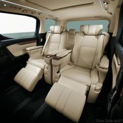 All New Alphard Executive Lounge Grand Avanza Vs Honda Mobilio Umw Toyota Officially Introduces The And Vellfire In Vip Seats