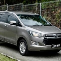 All New Kijang Innova 2.0 G Kelebihan Dan Kekurangan Grand Veloz 2016 Toyota 2 0g Review When The Family Comes First Drive Safe Forgoes Conventional Looks Of Its Predecessor For More Aggressive Styling On Exterior