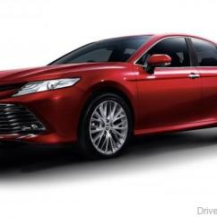 All New Camry Type V Agya Trd 2018 Umw Toyota Shows And Vios At Klims Drive Safe The 2 5v Is Priced Rm 189 900 For Peninsular Malaysia Registration With Sst Without Insurance Covered Full 5 Years
