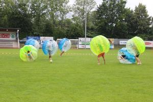 Bubble Soccer Turnier 2019