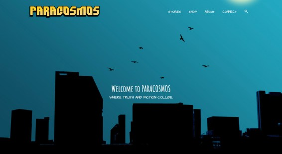 Website design, e-commerce, illustrations // paracosmos.net