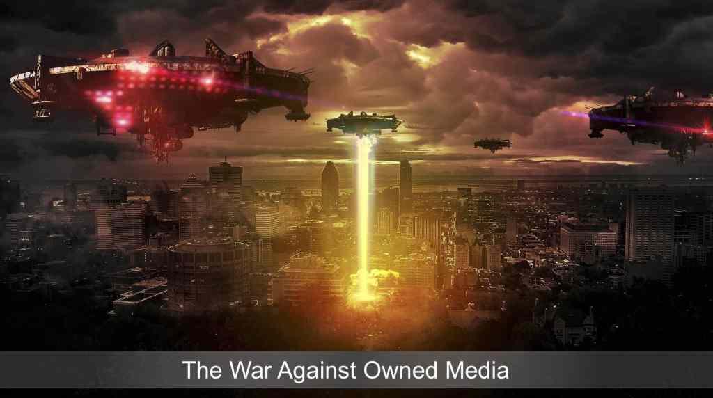 War owned media