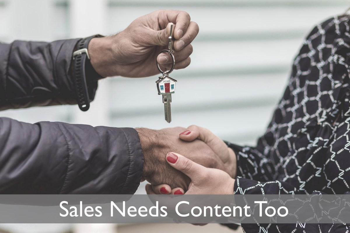 Sales Content