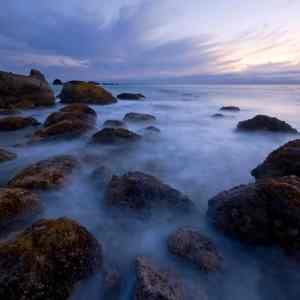 A Sea of Rocks