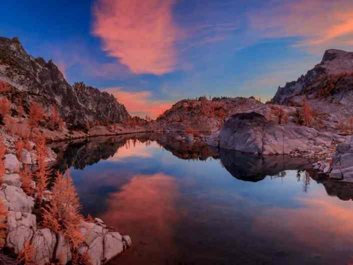 Cystal Lake Panoramic